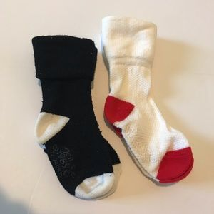 Children's Place cuff socks